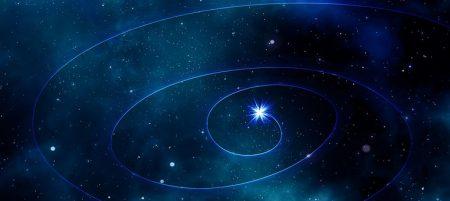 宇宙のスパイラル