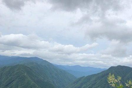 玉置神社 眺め