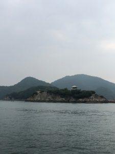 仙酔島からの風景