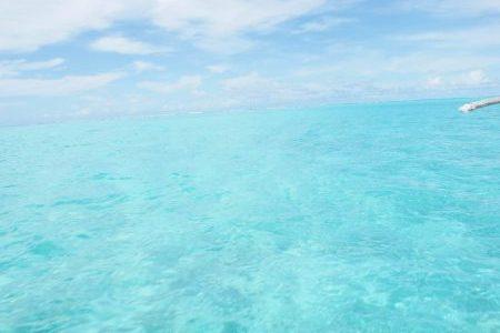 カヤンゲル グリーン海