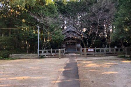 糸島 パワースポット 神在神社 神在石