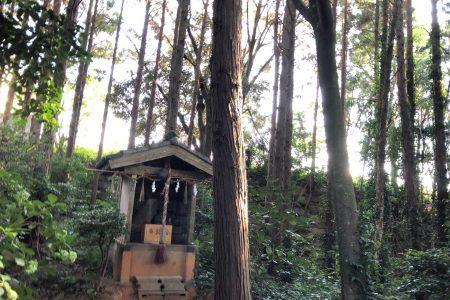 糸島 パワースポット 神在神社 埴安命 神在石
