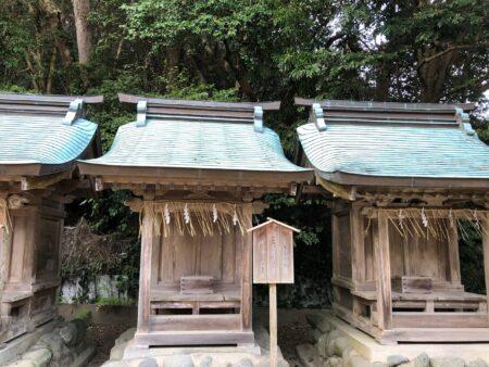 志賀海神社 末社